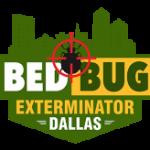 Bed Bug Exterminator Dallas Logo