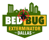 Bed Bug Exterminator Dallas Logo